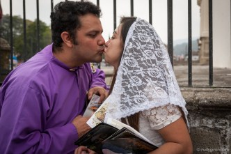 A Holy Week Kiss BY RUDY GIRON
