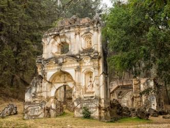 Ruinas de Nuestra Señora de los Dolores del Cerro