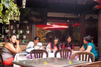Sales Power Breakfast Meeting at Hecho En Casa Restaurant BY RUDY GIRON