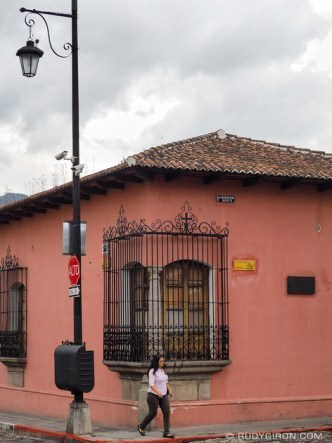 Camouflaged cellular towers in Antigua Guatemala BY RUDY GIRON
