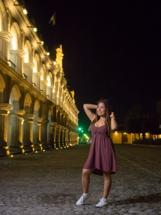 Beautiful Night Portraits in Antigua by Rudy Giron