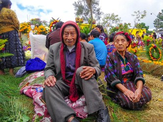 Day of the Dead vistas from Guatemala — Mayan grandparents BY RUDY GIRON