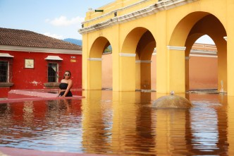 Antigua Photo Walk with Rudy Giron