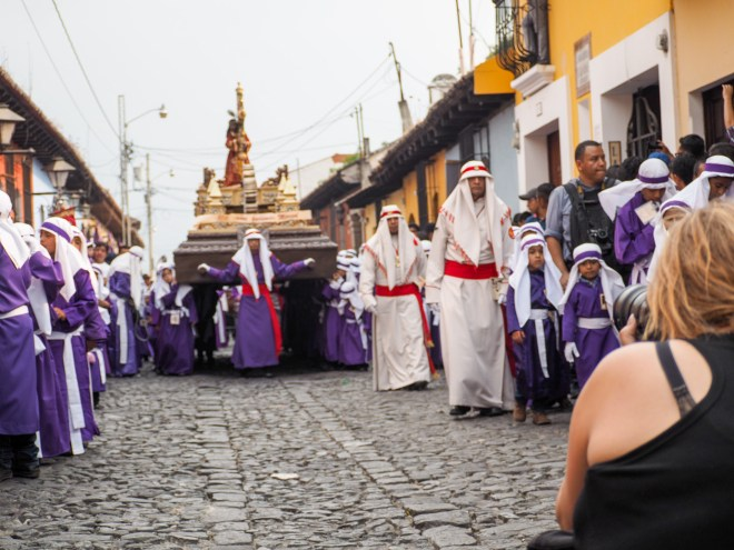 Get your camera ready to capture the color and devotion of Cuaresma and Semana Santa in Antigua Guatemala with photographer Rudy Giron
