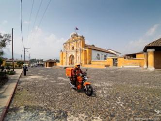 Viernes Santo en San Pedro Las Huertas, La Antigua Guatemala