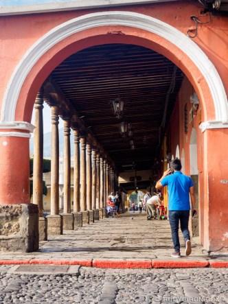 Portal de Las Panaderas, Antigua Guatemala