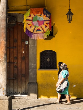 Colorful Kite Decorations Are Everywhere in Antigua Guatemala Now!