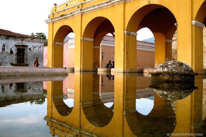 Win a Beautiful Metallic Print of the Arches of Tanque de La Unión
