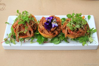 Foodie Fridays — Tostones from 27 Adentro by Rudy Giron