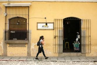 Macondo is in Antigua Guatemala