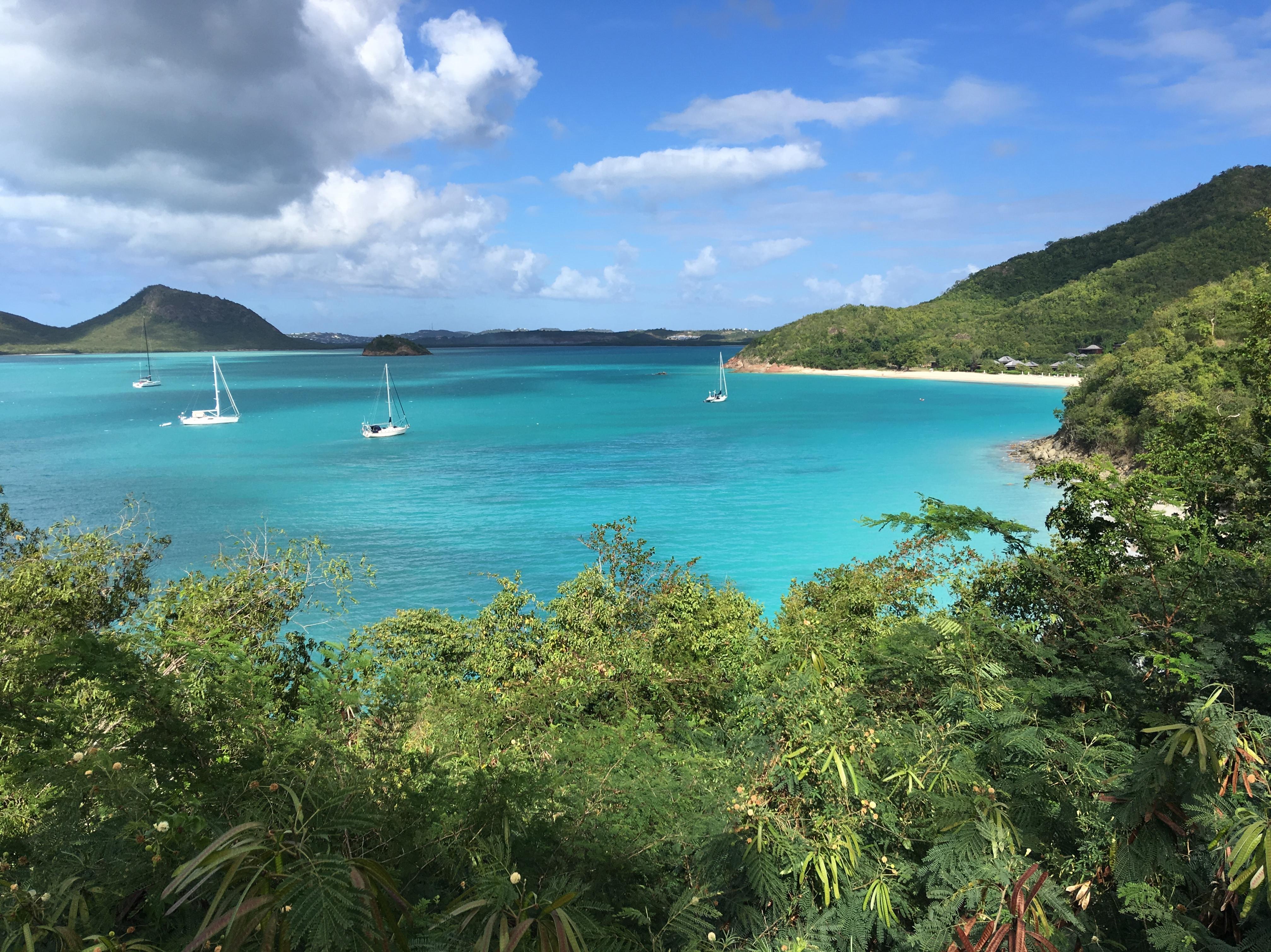 Hermitage Bay Resort, Carried Away, Snorkel, swimming