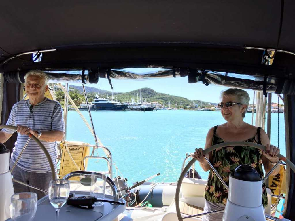 Carried Away, Boat trips Antigua, things to do in Antigua