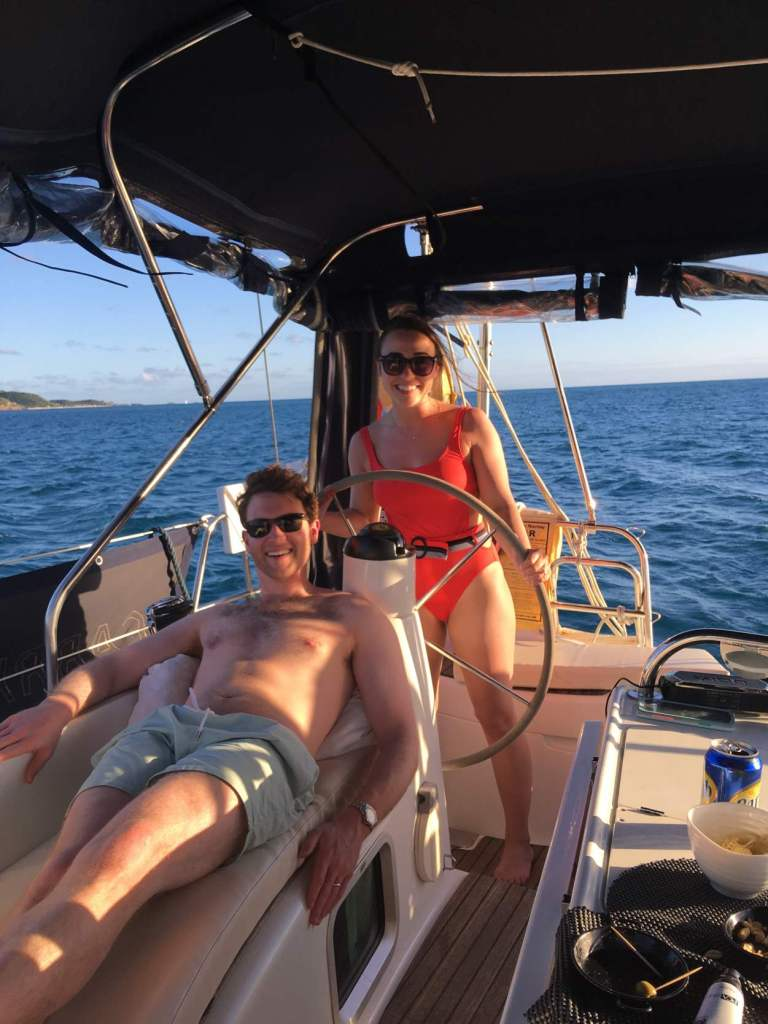 Private Yacht charter, Carried Away, Boat trips Antigua, Stand up Paddle Boarding, Snorkelling