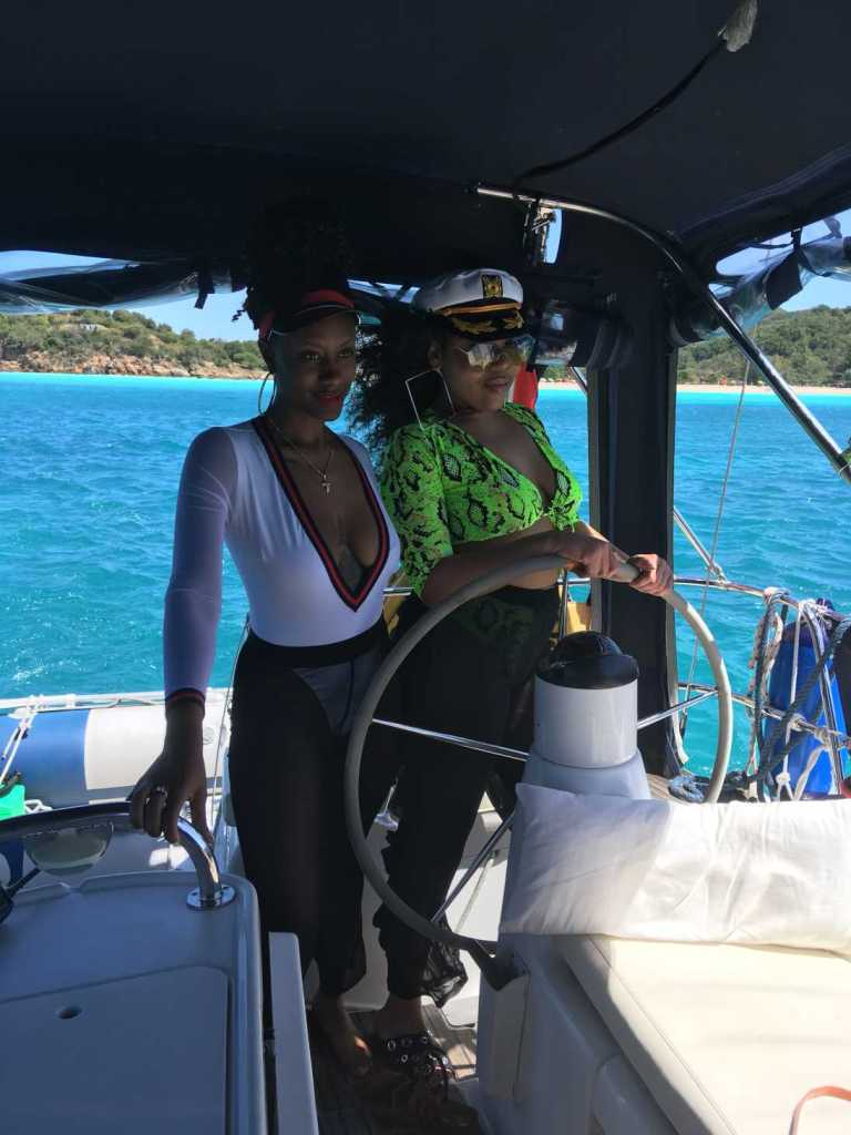 Party Boat, Carried Away, Boat trips, Antigua, English Harbour
