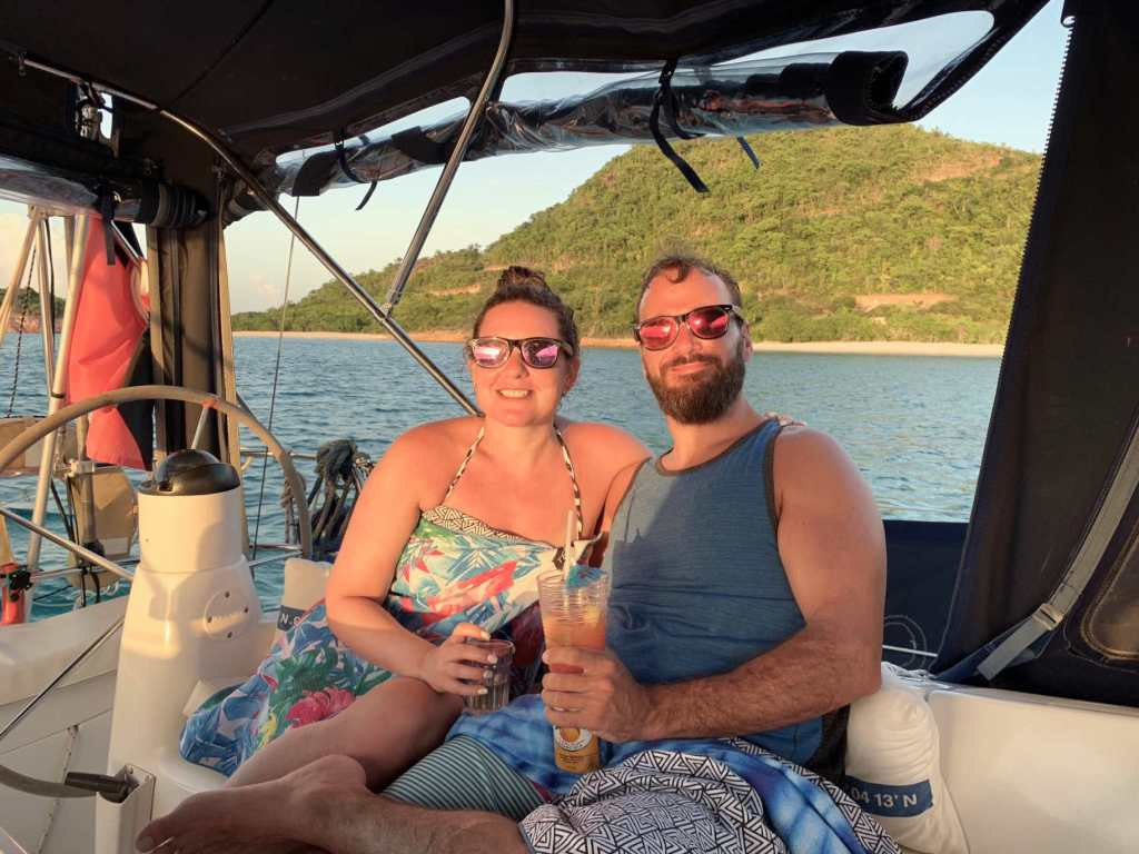 Snorkelling Boat trips Antigua Rum Punch