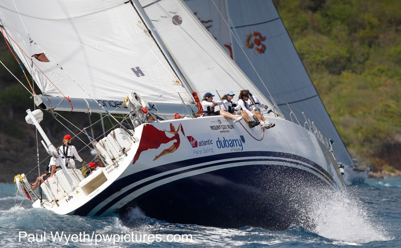 Caribbean RORC 600 Race 2015 Report by Paul Jackson
