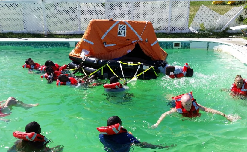 STCW 10 [previously STCW 95] explained in the Caribbean