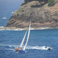 Diary Entry - Antigua Sailing Week 2016