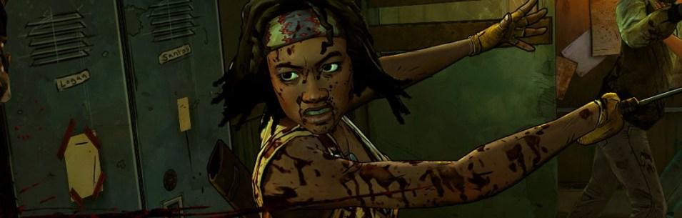 The Walking Dead Michonne antihype 5