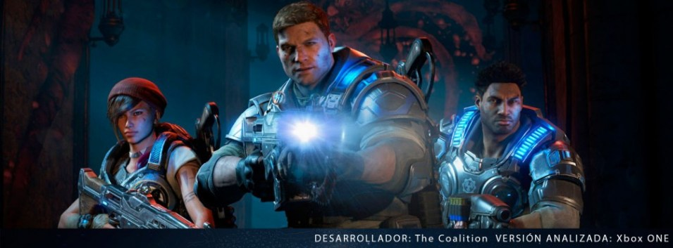 Gears of war 4 analisis antihype