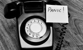 Félek felvenni a telefont
