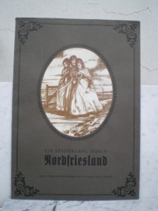 Kunstmappe: Ein Spaziergang durch Nordfriesland