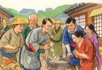 Πετρόσουπα: η δύναμη της προσφοράς και της συνεργασίας.