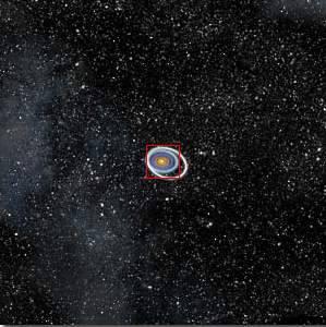 10^14 = 100 δισεκ χλμ: Το ηλιακό σύστημα αρχίζει να δείχνει μικρό.