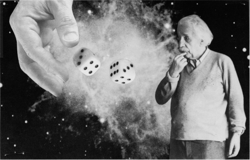 Einstein-risk-taker