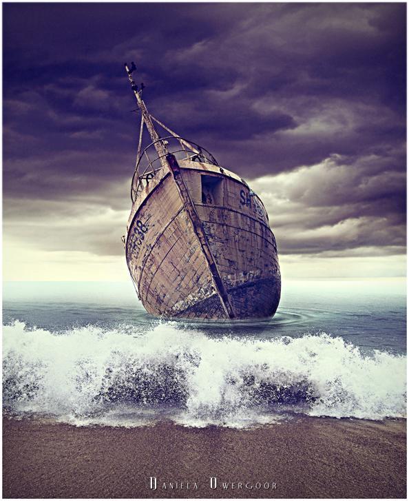 dead_ship dany overgoor