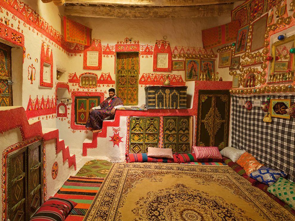 Παραδοσιακό σπίτι στη Λιβύη