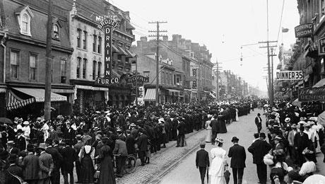 Τορόντο, Καναδάς, Πρωτομαγιά 1900(www.wikipedia.org)