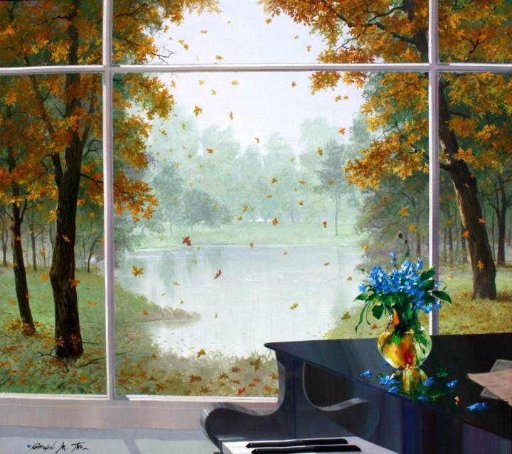Michael Gorban - Autumn View
