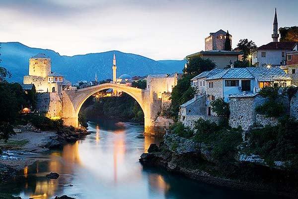 Γέφυρα του Μόσταρ Βοσνία