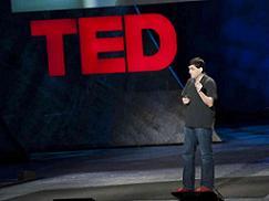 Νταν Αριέλι σε ομιλία στο TED
