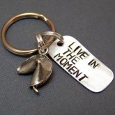 live_in_moment_keychain