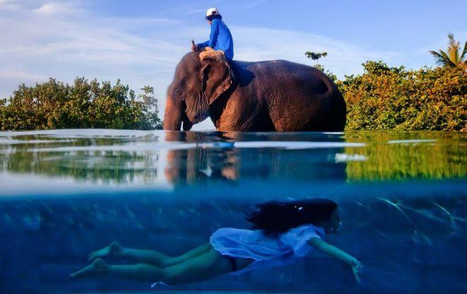 """Φωτογραφία του Justin Mott από τα Πουκέτ στην Ταΐλάνδη. Η φωτογραφία κέρδισε το βραβείο """"One Shot, Extraordinary"""""""