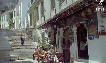 Παλιά Αθήνα 1960