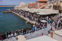 Flashmob στα Χανιά