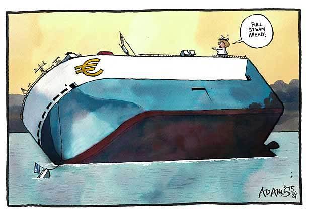 telegraph - Ελλάδα vs Ευρώπη