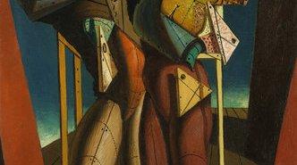 Έκτωρ και Ανδρομάχη - Giorgio de Chirico στα τέλη της δεκαετίας του 1920