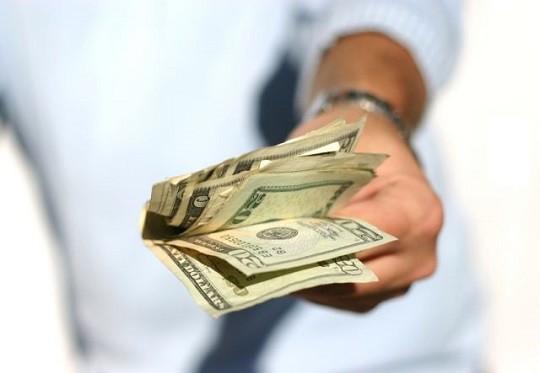 Τα χρήματα έχουν... μικρή αξία
