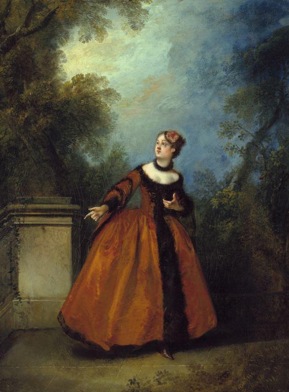 Η όμορφη Ελληνίδα Nicolas Lancret - 1731-1736