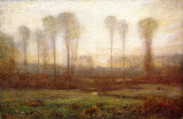 Πριν την ανατολή, Ιούνιος - Dwight W. Tryon - 1905
