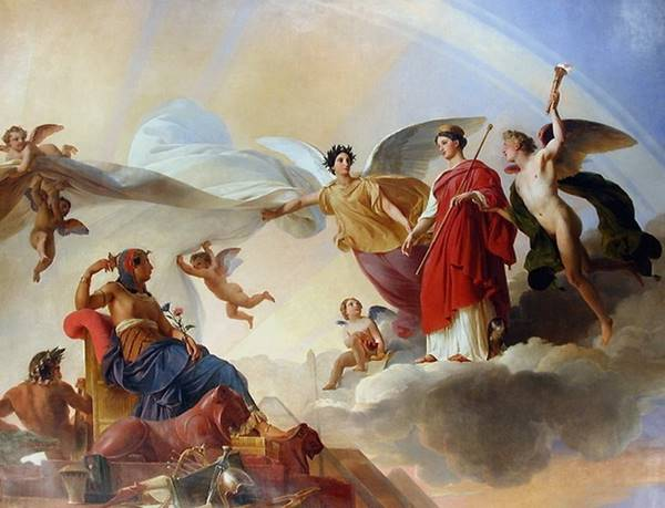 study-and-genius-reveal-ancient-egypt-to-greece-by-francois-edouard-picot