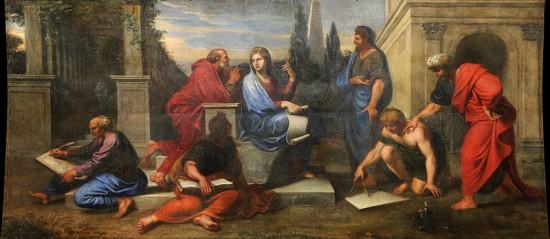 Aspasia-and-philosophers