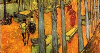 Πεσμένα Φθινοπωρινά Φύλλα (F486)  - Βίνσεντ βαν Γκογκ - 1888