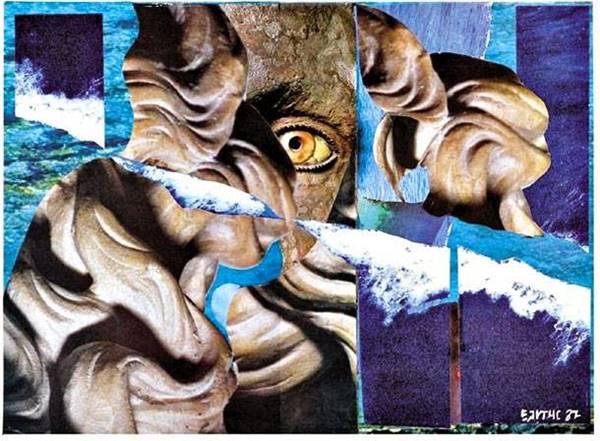 Οδυσσέας Ελύτης, «Ο Λέων της Θαλάσσης», 1987