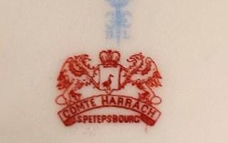 Граф Гаррах (Comte Harrach) и его фарфоровое сотрудничество с польской фабрикой Cmelow (Цмелов)