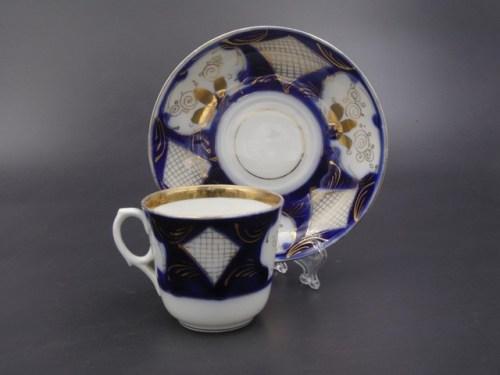 Чайные пары Кузнецов Вербилки до 1917 года